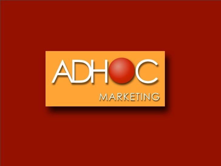 ADH C  MARKETING