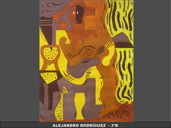 ALEJANDRO RODRÍGUEZ - 3ºB
