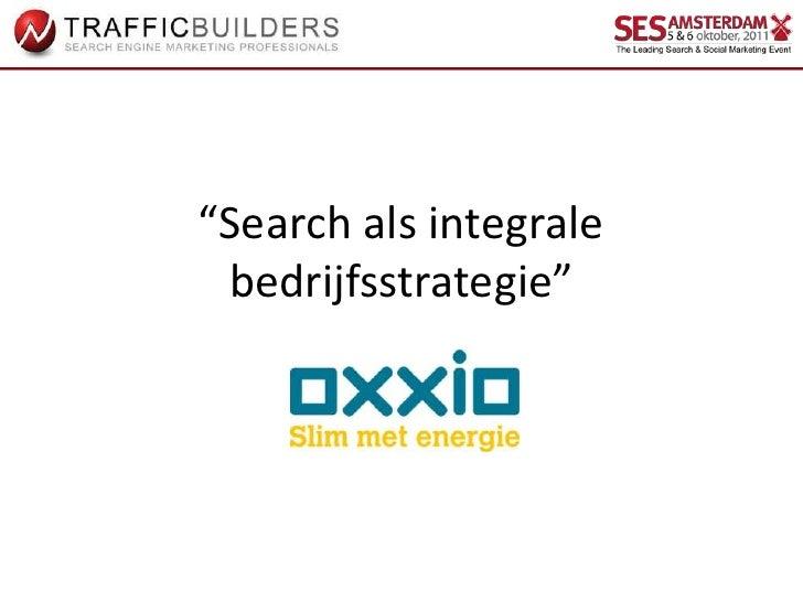 """""""Search alsintegralebedrijfsstrategie""""<br />"""