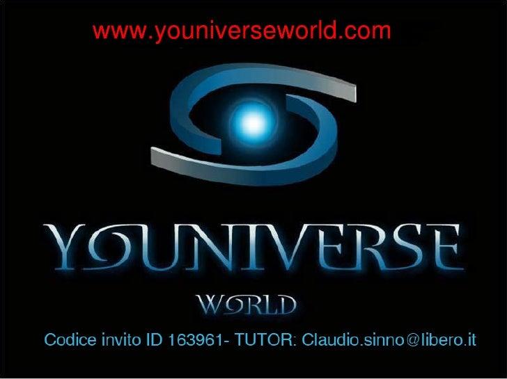 www.youniverseworld.com  www.yuoniverseworld.com