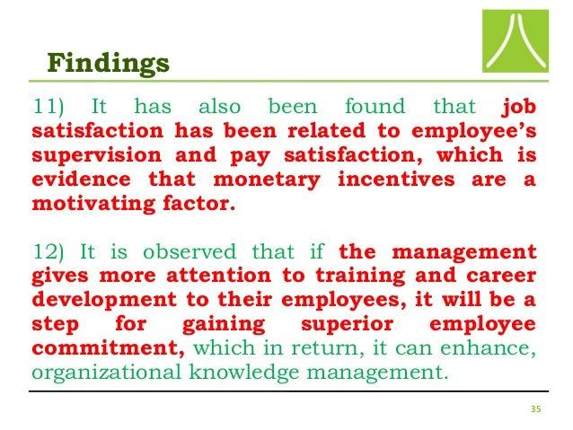 Phd thesis on job satisfaction