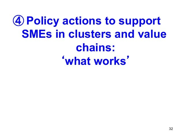 Cooperative Clusters Classroom Design Definition ~ Clusters and value chains
