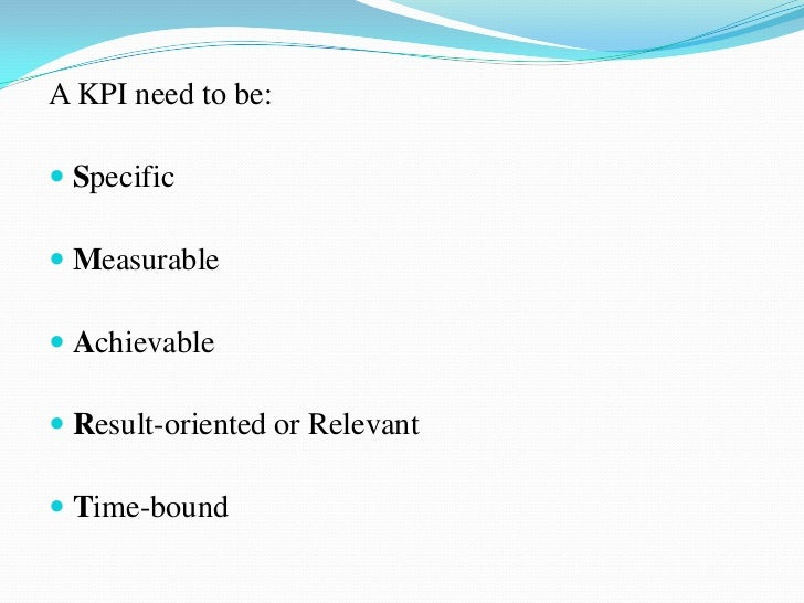 Infrastructure sectorThe main five KPI's in Infrastructure sector are: Client Satisfaction. Construction Time & Cost. P...