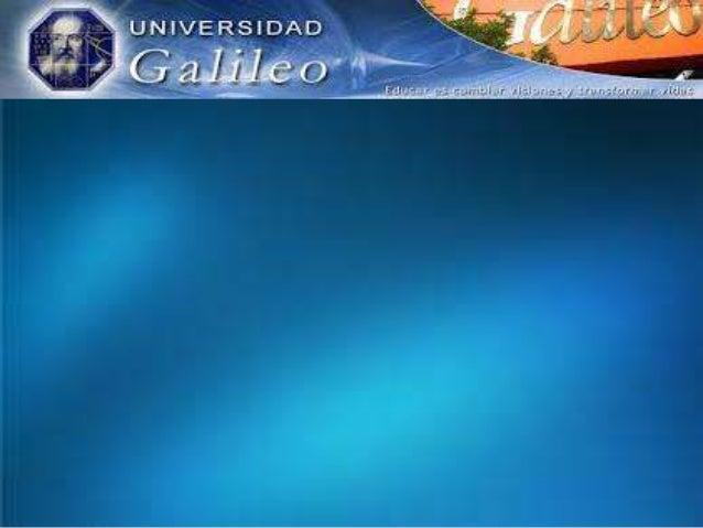 UNIVERSIDAD GALILEO METRONORTE CEI CURSO: SEMINARIO DE INFORMATICA HORA: 7:00 A 9:00 am DIA: SABADO TUTOR: CARLA SANDOVAL ...