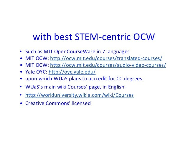 """mit opencourseware harvard Update: the mit challenge is now complete i finished on september 26, 2012,  just under 12 months after beginning october 1st, 2011 click on """"see more."""