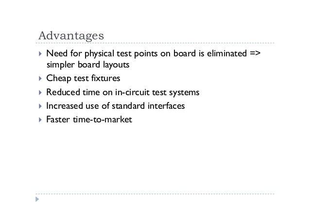 JTAG Interface (Intro)