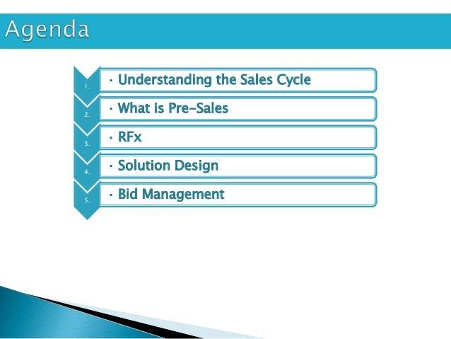Presales, solution design & bid management   an overview Slide 3