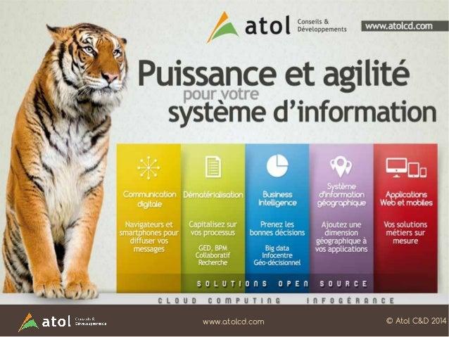 © Atol C&D 2014www.atolcd.com