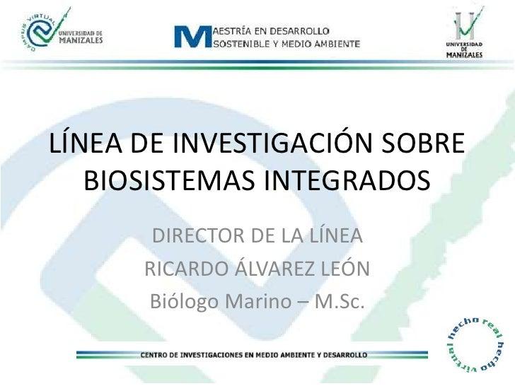 Pres  biosistemas