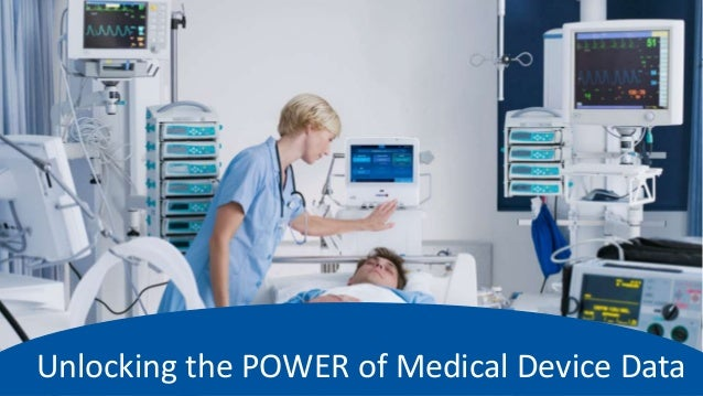 PageUnlocking the POWER of Medical Device Data