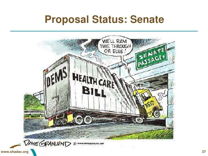 National Health Care Reform The Proposals And The Politics