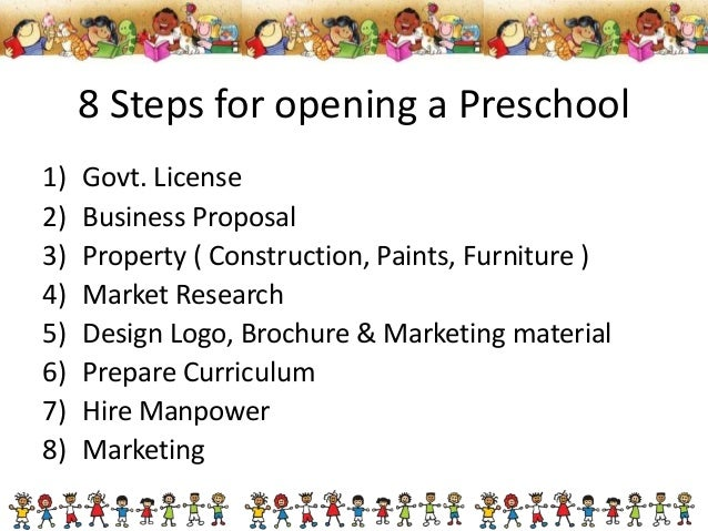 Requirements in Starting a Preschool in the Philippines