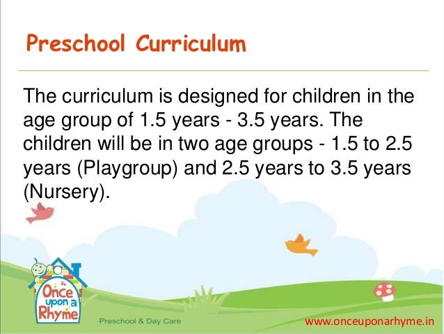 british curriculum for preschool pdf