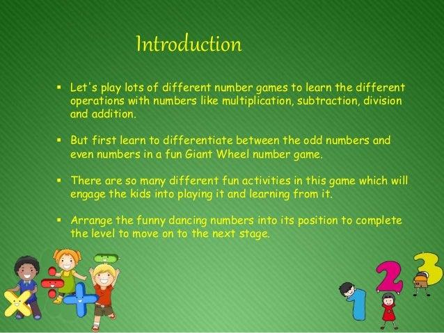 Preschool Learning Numbers - Kids Games Slide 2
