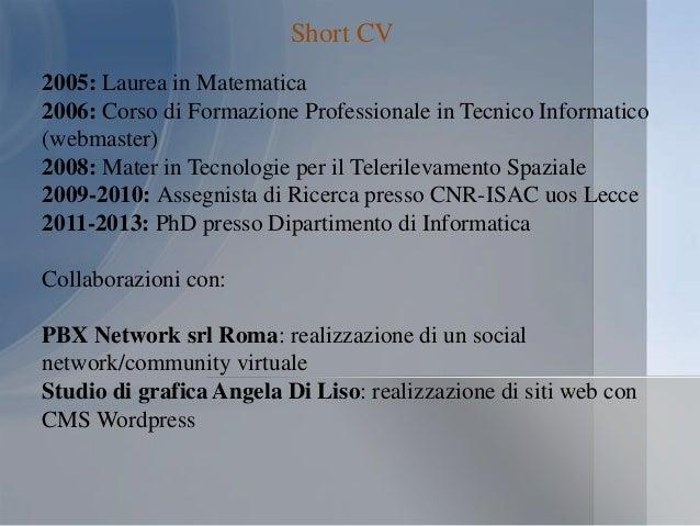Presentazione Aggiornamento Agile Club Sviluppatori Puglia Slide 2