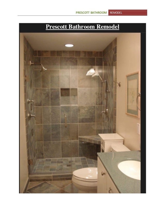 Bathroom Remodeling In Prescott AZ - Bathroom remodel prescott az
