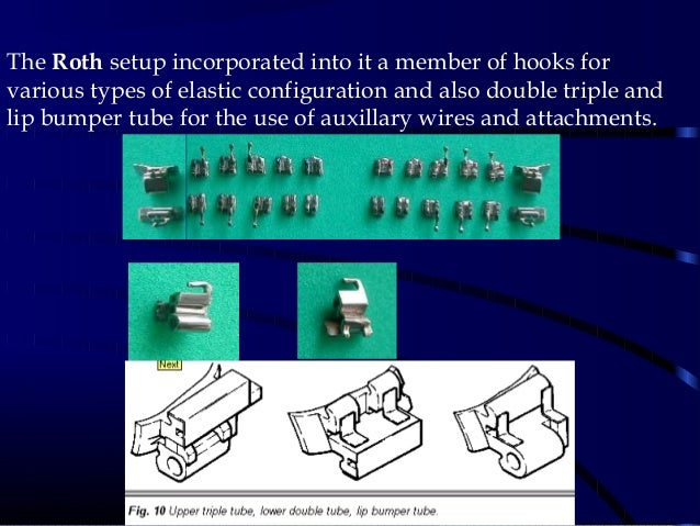 The Roth setup incorporated into it a member of hooks for various types of elastic configuration and also double triple an...