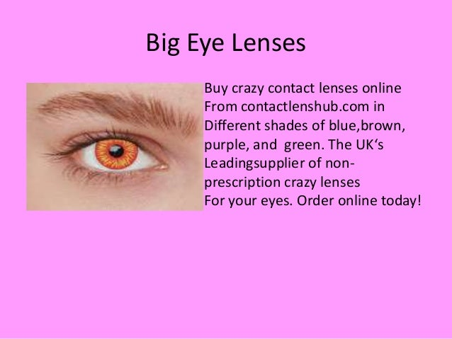 ... coloured contact lenses and its safety tips. color-lenses
