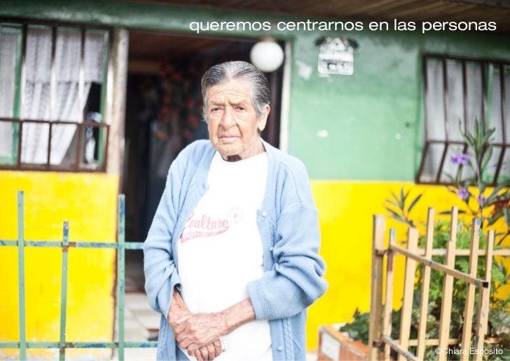 Generar ideas denegocios socialespara ayudar a lacomunidad                    ©Chiara Esposito