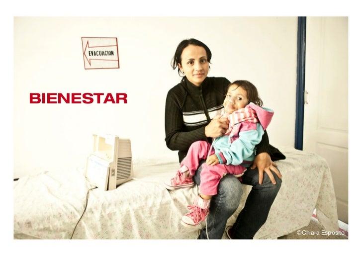 ©Chiara EspositoEncuestas con los distintos actores que participan en el sistema   de salud (pacientes, médicos, estudiant...