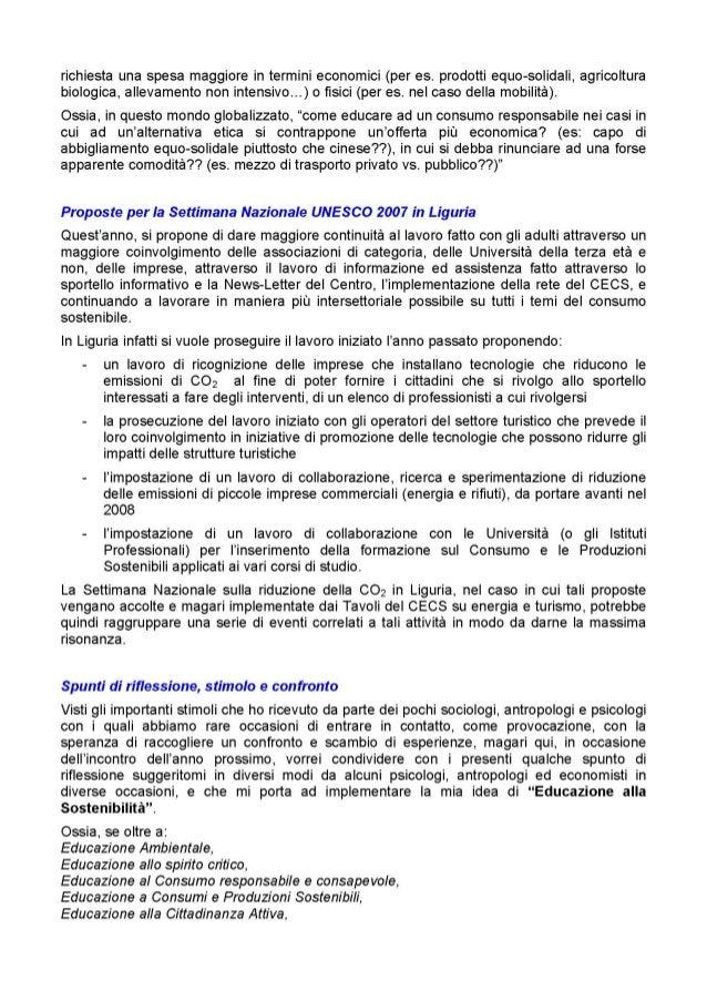 2007: ARPAL, attività 2006 sull'energia e proposte per la settimana nazionale 2007 in Liguria