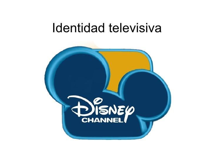Identidad televisiva
