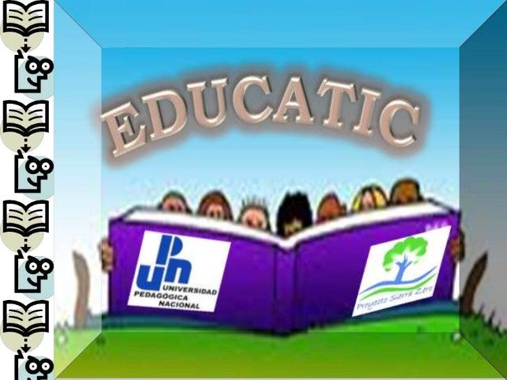 PROYECTO EDUCATIC<br />