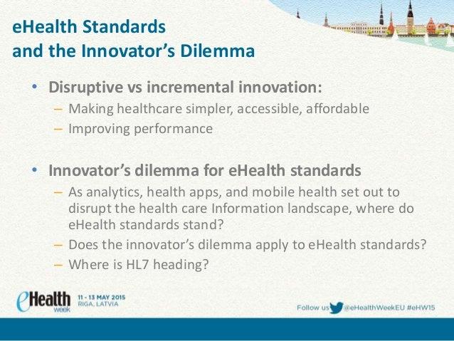 Information+Integration ? Innovation an HL7/EFMI/HIMSS ...