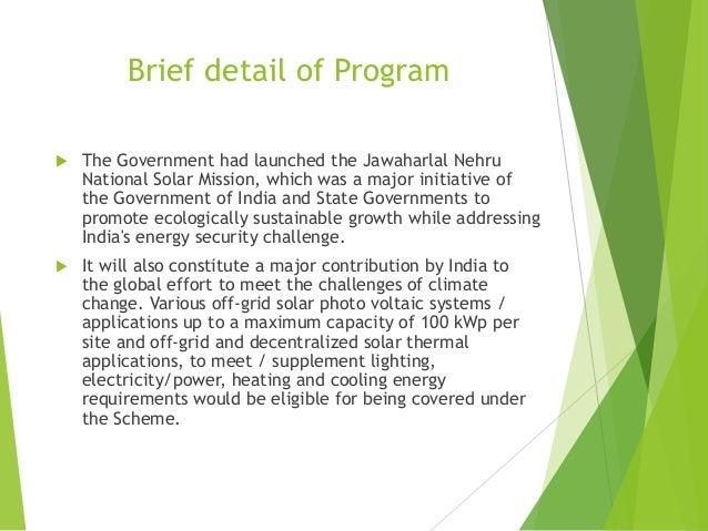 Solar Photovoltaic System