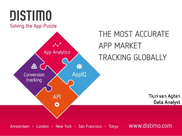 THANK YOU Get in touch: vincent@distimo.c om  GET SMARTER, GET APPIQ