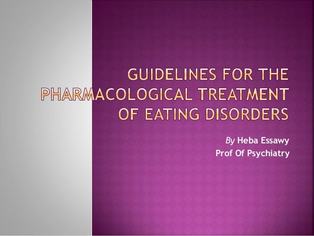 By Heba Essawy Prof Of Psychiatry