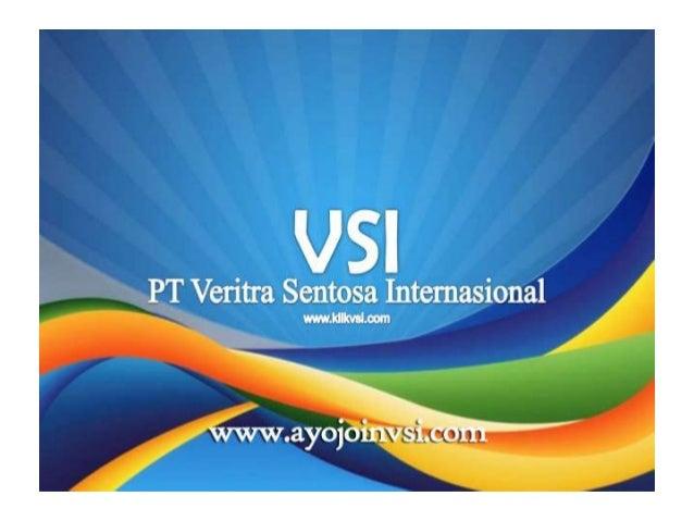 Presentasi VSI ayojoinvsi.com