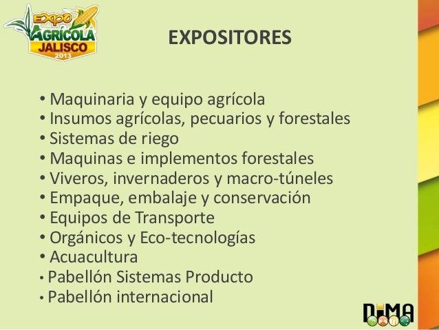 Expo agr cola jalisco 2013 for Libro viveros forestales