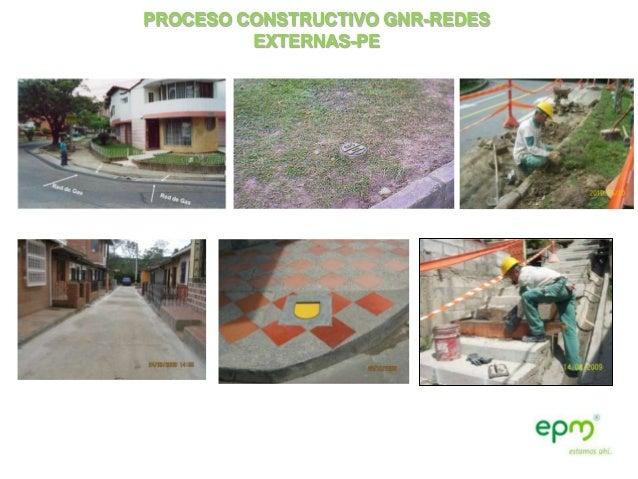 PROCESO CONSTRUCTIVO GNR-REDES         EXTERNAS-PE