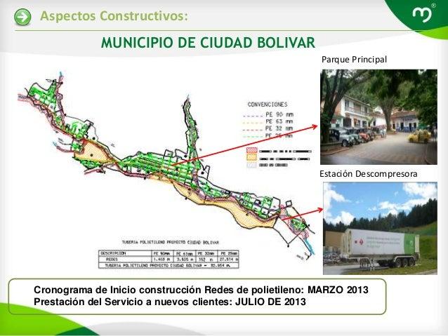 Aspectos Constructivos:             MUNICIPIO DE CIUDAD BOLIVAR                                                        Par...