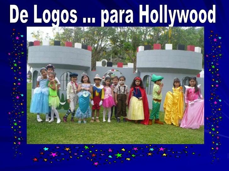 De Logos ... para Hollywood<br />