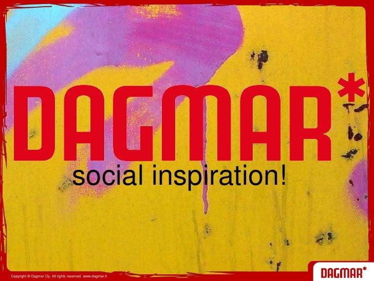 social inspiration!<br />