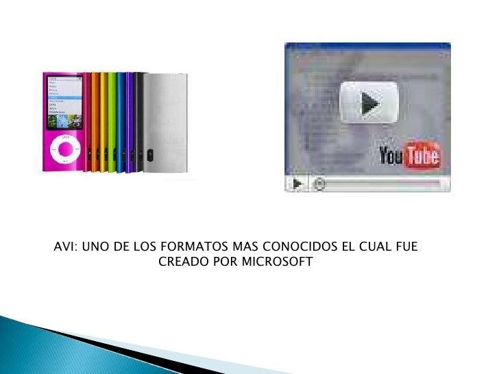 Archivo de imágenes<br />BMP: ARCHIVO DE MAPAS DE BITS<br />GIF: UNO DE LOS PREFERIDOS EN LA WEB<br />ICO:ARCHIVO GRAFICO ...