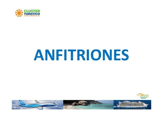 ANFITRIONESANFITRIONES