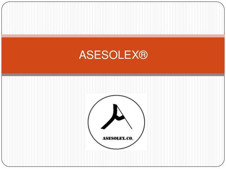 ASESOLEX®<br />
