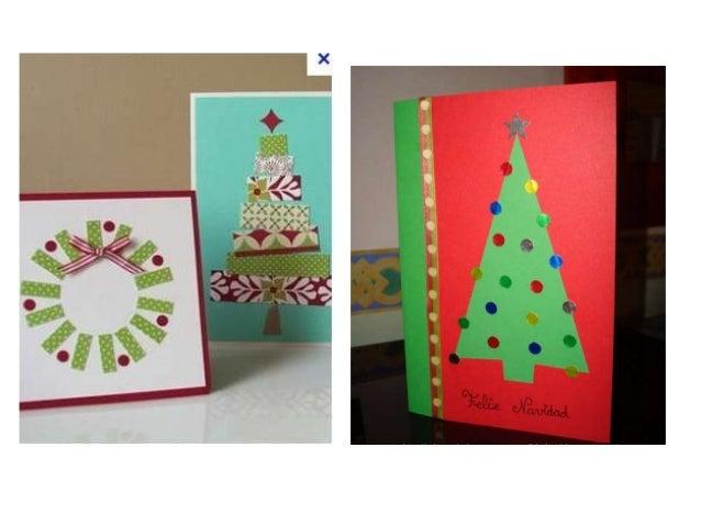 Postales de navidad para ni os - Postales de navidad para hacer con ninos ...