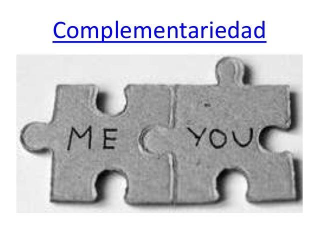 Complementariedad