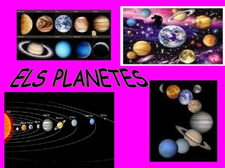 ELS PLANETES