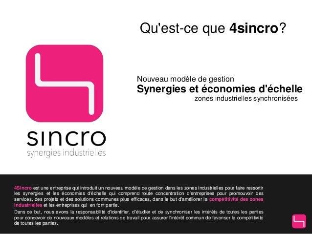 Presentation 4sincro  Slide 3