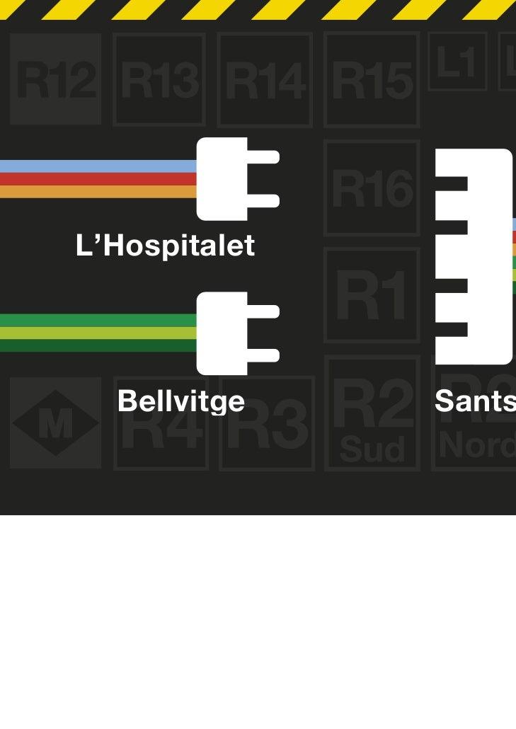 L'Hospitalet  Bellvitge    Sants