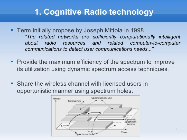 a cognitive scheme for radio admission Li et al:distributed consensus-based cooperative spectrum-sensing scheme in cognitive radio 385 fig 1 block diagram of an energy detector secondary user, and its.