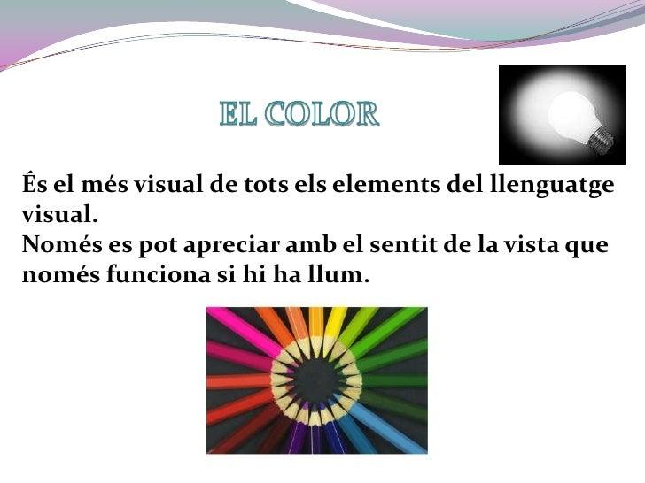 Teoria del color Slide 2