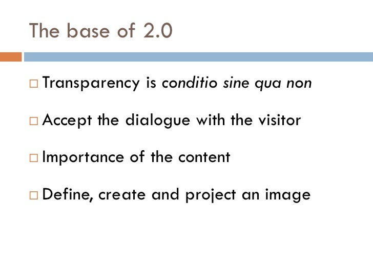 Towards a more dynamic Museu Picasso Barcelona through the web 2.0 Slide 3