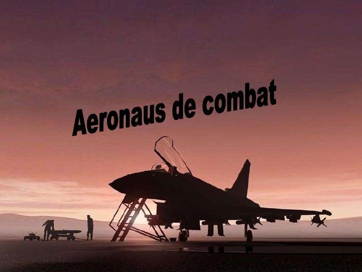 Portada Aeronaus de combat