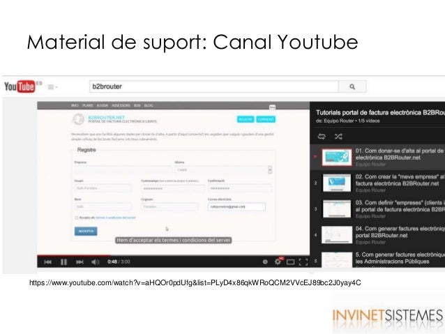 Material de suport: Canal Youtube https://www.youtube.com/watch?v=aHQOr0pdUfg&list=PLyD4x86qkWRoQCM2VVcEJ89bc2J0yay4C